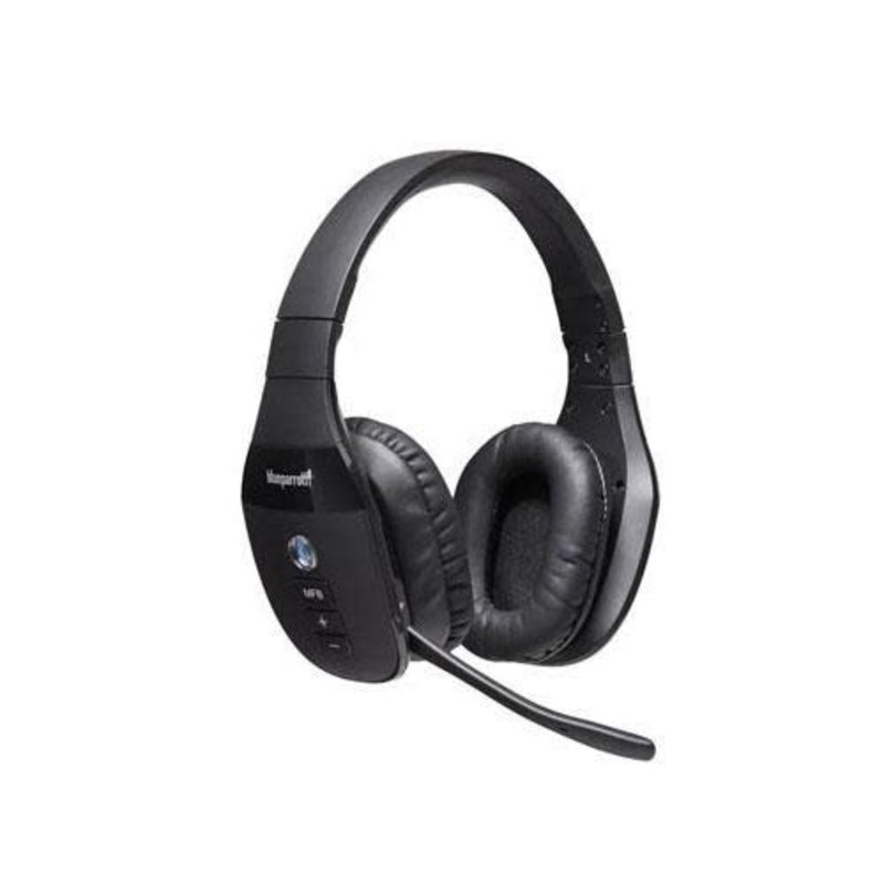 Advanced noise-cancelling Stereo BT Headphones w/Microphone