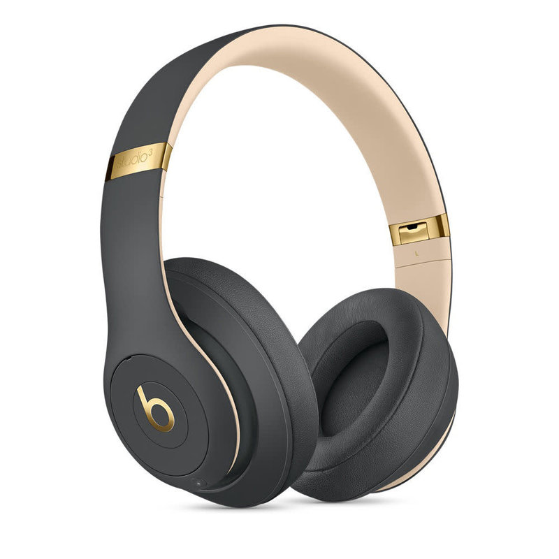 Studio 3 Over-Ear Noise Cancelling Bluetooth Headphones Skyline Collection - Shadow Grey