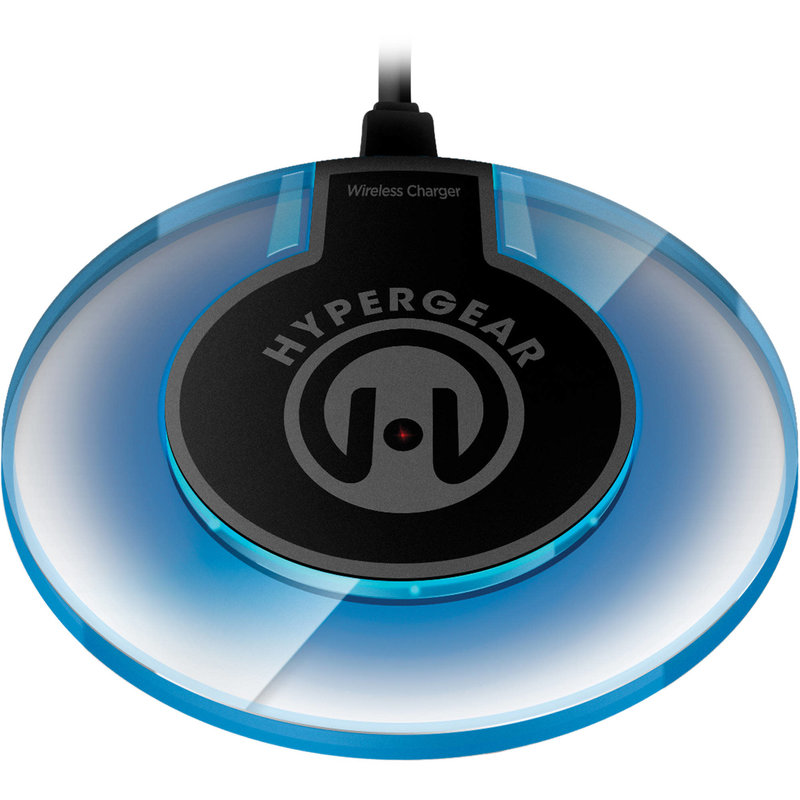 HyperGear Qi UFO Wireless Charging Pad
