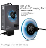 HyperGear HyperGear Qi UFO Wireless Charging Pad