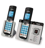 vTech 2 Handset Cordless Phone Sys w/Link to Cell