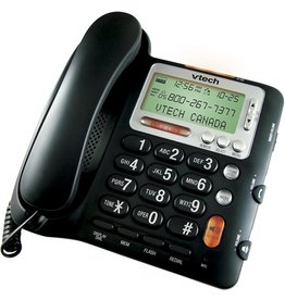 vTech Corded Phone With Caller ID