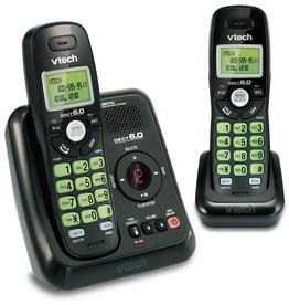 vTech Cordless Phone w/Ans - 2 Handsets