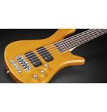 Warwick Streamer Std 5-String Bass - Oil Honey Violin,Carolena