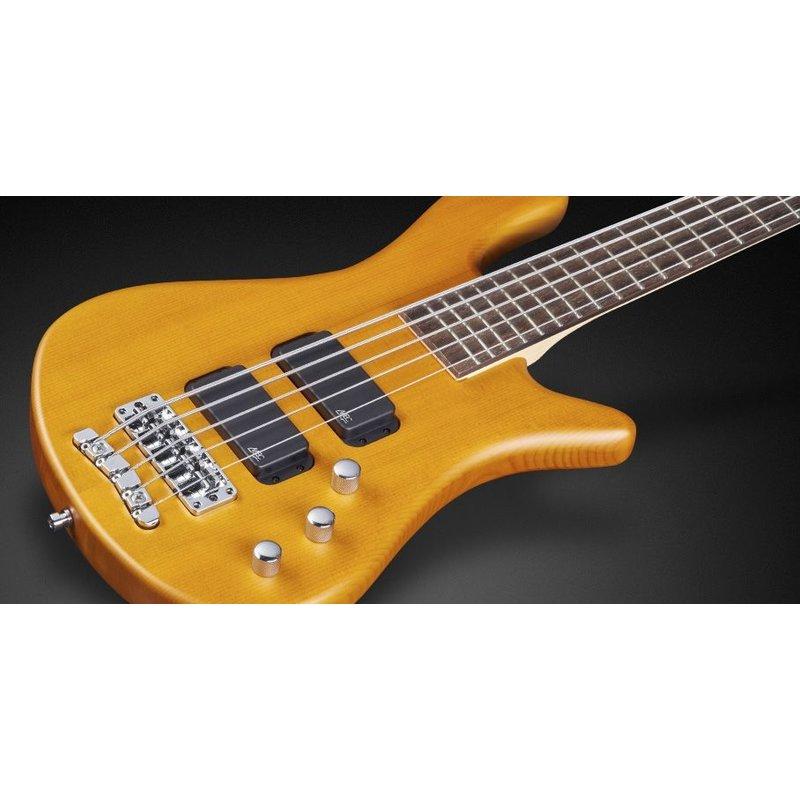 Streamer Std 5-String Bass - Oil Honey Violin,Carolena