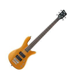 Warwick R515_055CR - Streamer Std 5-String Bass - Oil Honey Violin,Carolena
