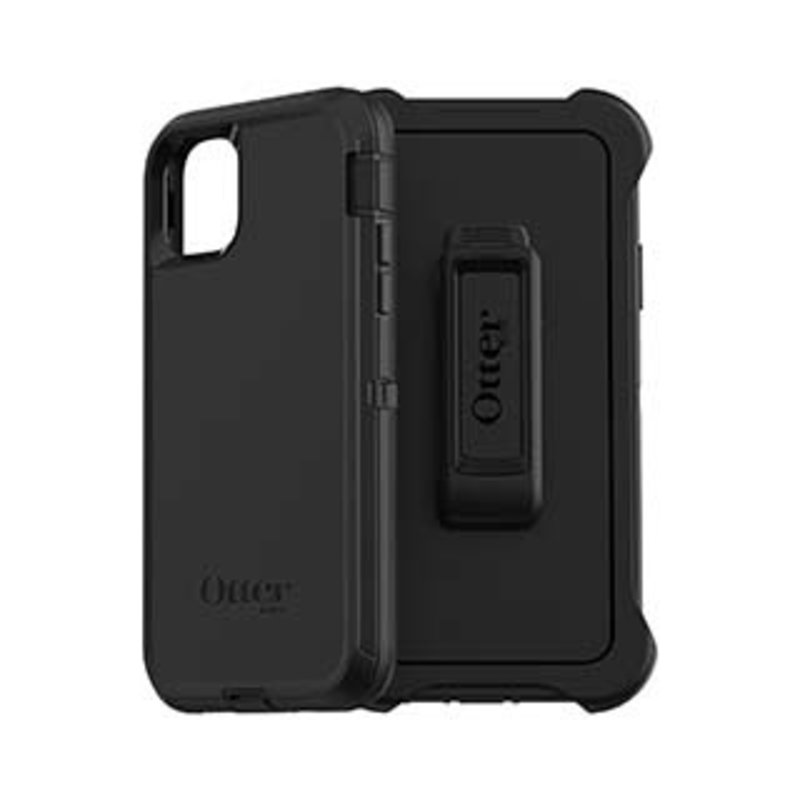 Defender Protective Case Black for iPhone 11 Pro Max