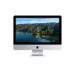 Apple 21.5 In. iMac 2.3Ghz Dual I5, 8Gb, 256GB SSD, Wrls Ms & KB