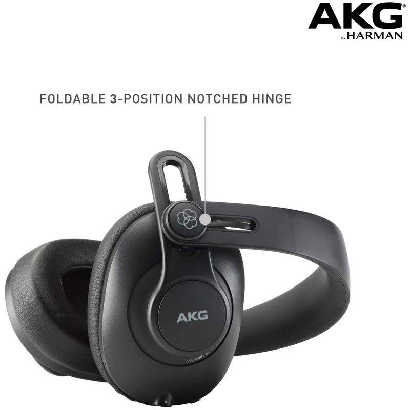 Closed Back Headphones w/ Bluetooth