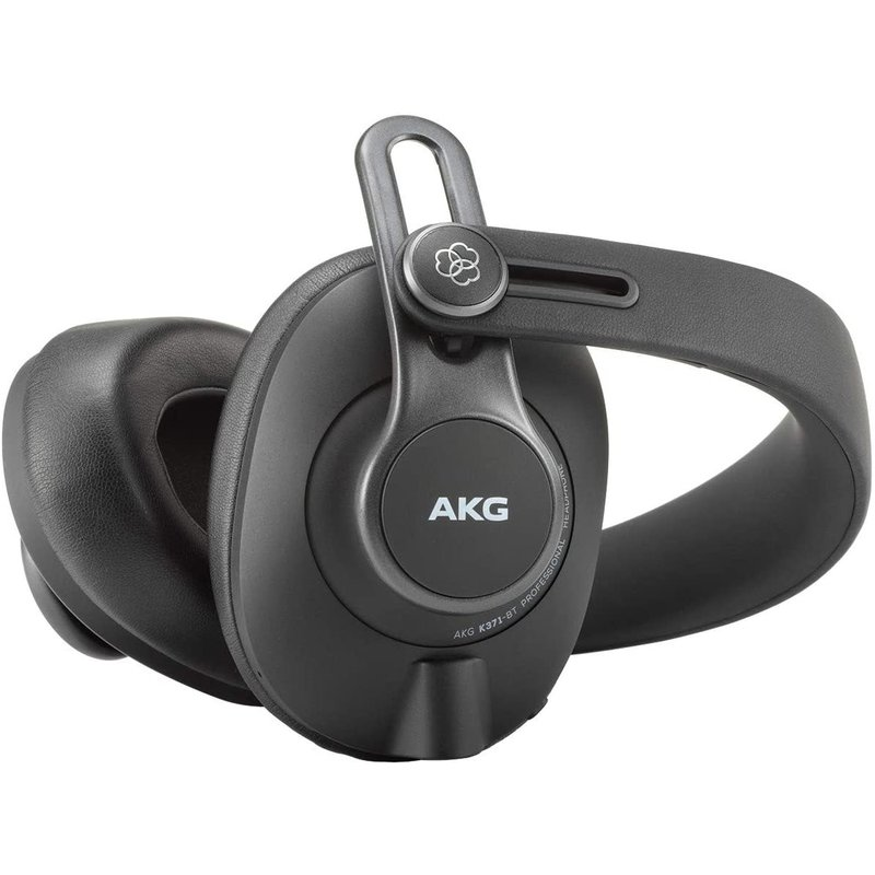 Closed Back Headphones w/ Bluetooth