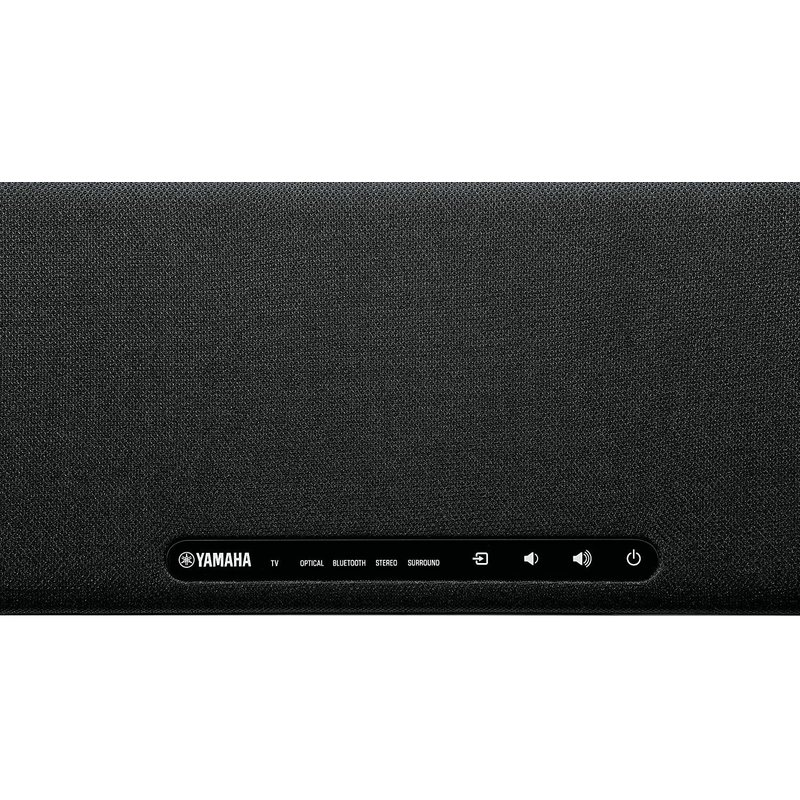 Virtual 3D Sound Bar with Built-in Subwoofers and DTS Virtual:X