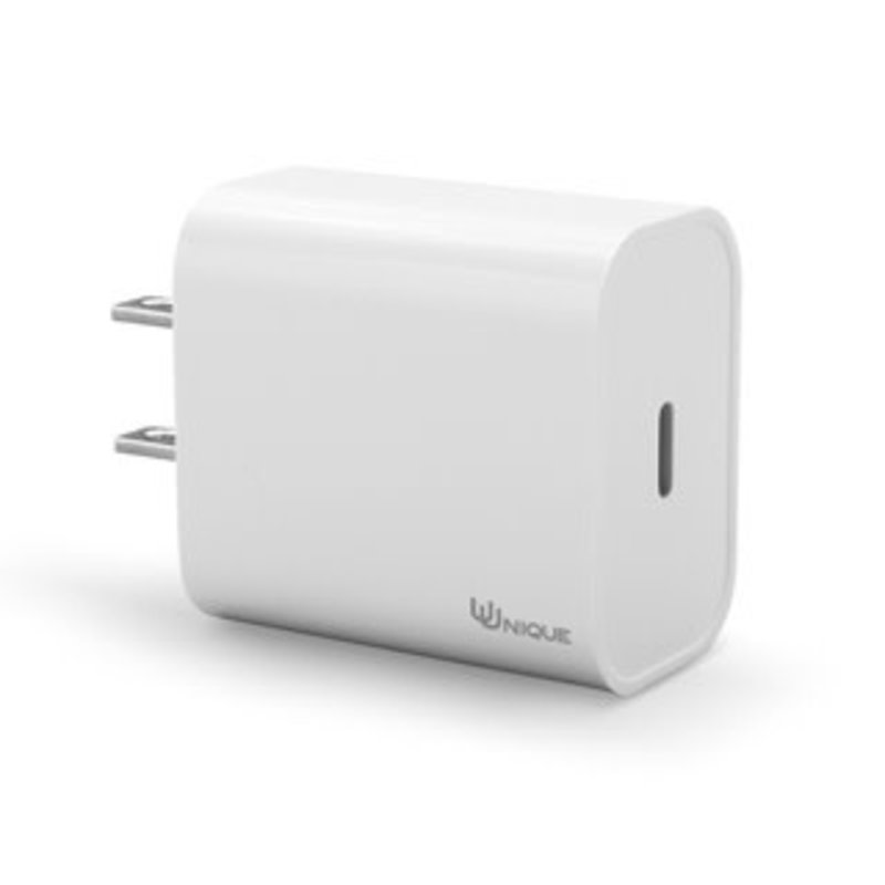 Uunique 20W White USB-C PD Wall Charger Hub