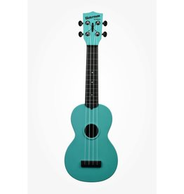 Kala Glow-In-The-Dark Aqua Matte Soprano Ukulele