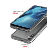 Blu Element DropZone Rugged Case Clear for Moto E