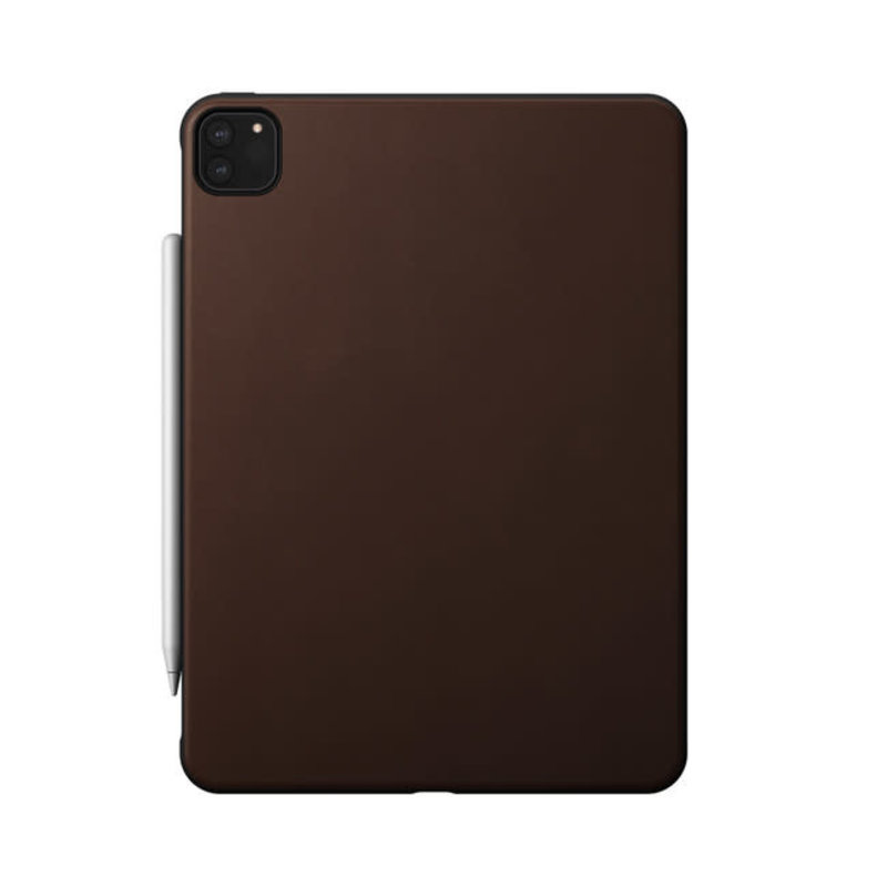 Rugged Leather Case for iPad Pro 11 2020 - Rustic Brown