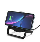 BOOST↑CHARGE™ Wireless Charging Stand 10W Black