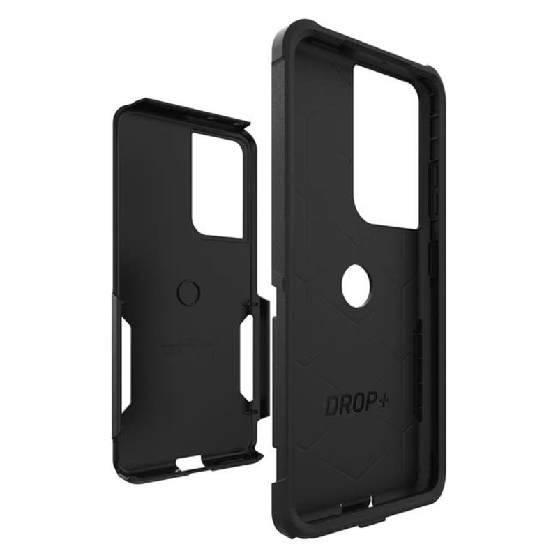 Commuter Case for Samsung Galaxy S21 Ultra - Black