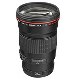 Canon EF 200mm f2.8L (w/case and lens hood)