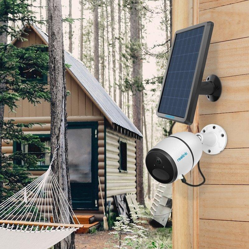 Go Battery-powered 4G LTE Camera