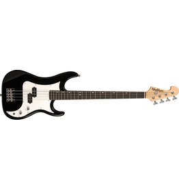 Washburn Sonomaster 4 String Bass Guitar - Black
