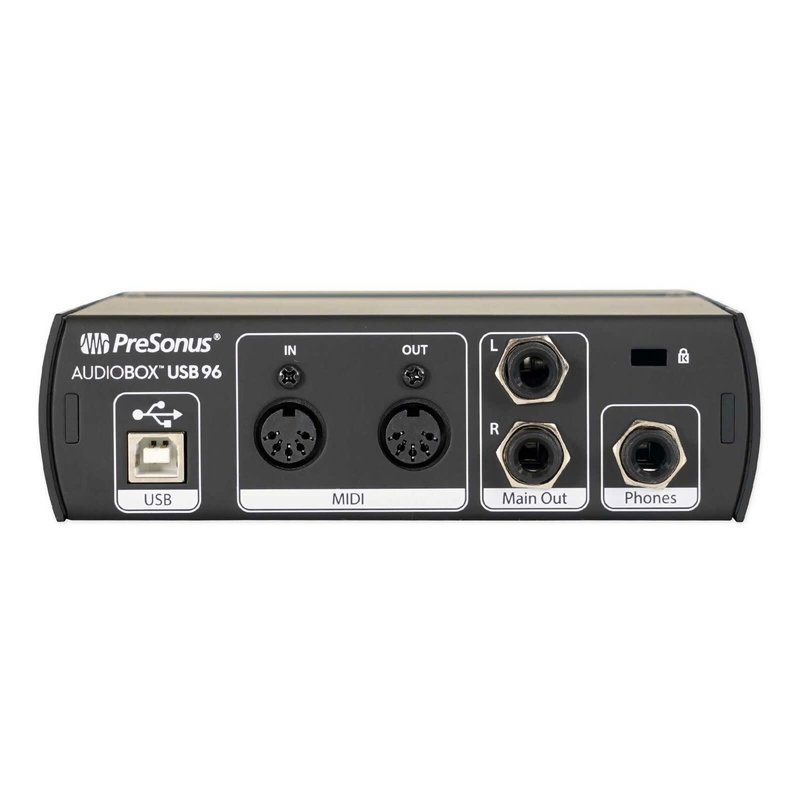 2x2 USB Recording System Black 25th Anniversary Special Ed.