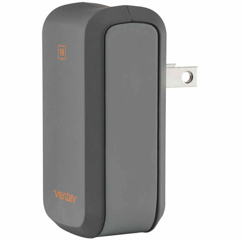 Power Delivery Wall Charger 18W with USB-C to Lightning Cable