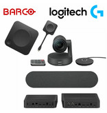 Barco CX-20 ClickShare & Logitech Rally Conferencing Bundle