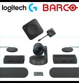 Barco CX-20 ClickShare & Logitech Rally Plus Conferencing Bundle