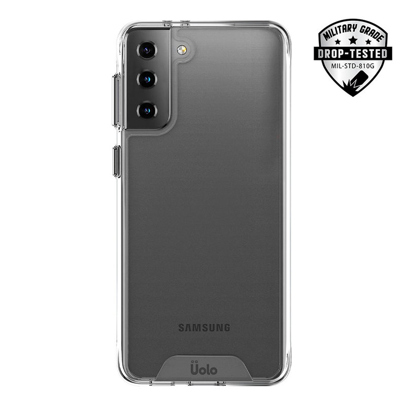 Uolo Soul+ Clear Protective Case, Samsung Galaxy S21+