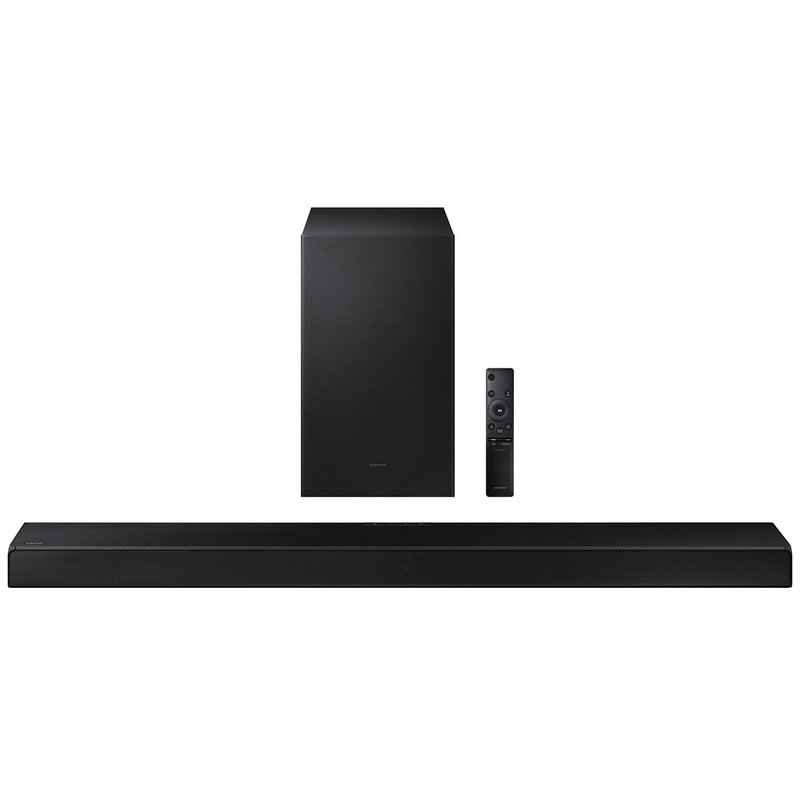 Samsung Black 3.1 Channel Soundbar With Dolby 5.1 And DTS Virtual:X