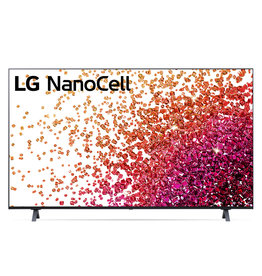 LG 65-Inch 75 Series NanoCell 4K TV