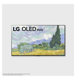 LG 55-in G Series OLED evo 4K Smart TV With AI ThinQ