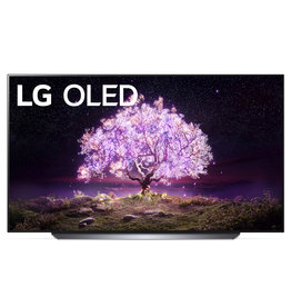 LG 65-in C Series OLED 4K Smart TV With AI ThinQ