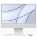 Apple iMac 24-Inch M1 8-Core GPU, 8GB Ram, 256GB SSD w/ Touch ID KB