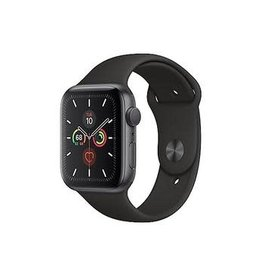 Apple Watch Series 5 Aluminum 44mm 4G LTE - Black