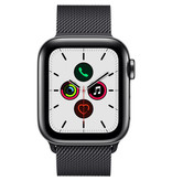 Apple Apple Watch Series 5 Stainless Steel 40mm 4G LTE - Black