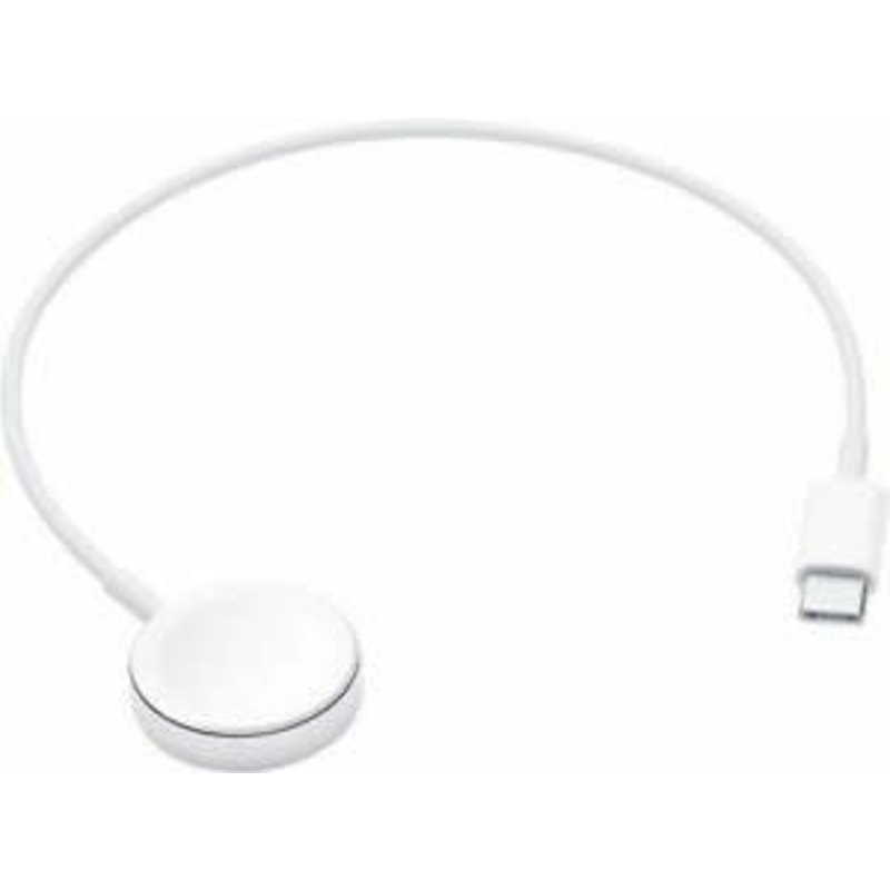Apple Watch Magnetic Charger To USB-C Cable 1ft