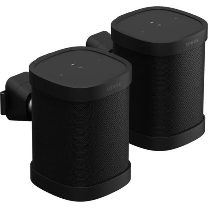 Wall mount for Sonos One /SL (Pair)