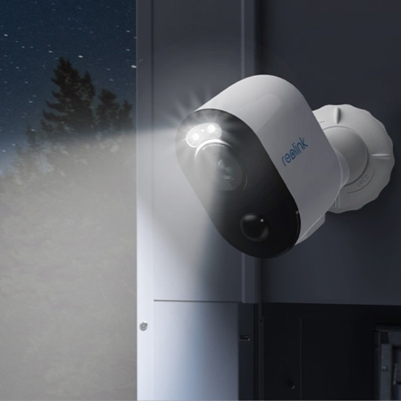 Reolink Argus 3 Outdoor Battery-powered WiFi Camera