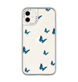 Casetify Casetify - Grip Case Wild and Blue Stickers for iPhone 11