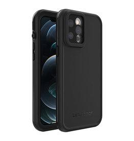 LifeProof Fre Waterproof Case for iPhone 12 Pro - Black