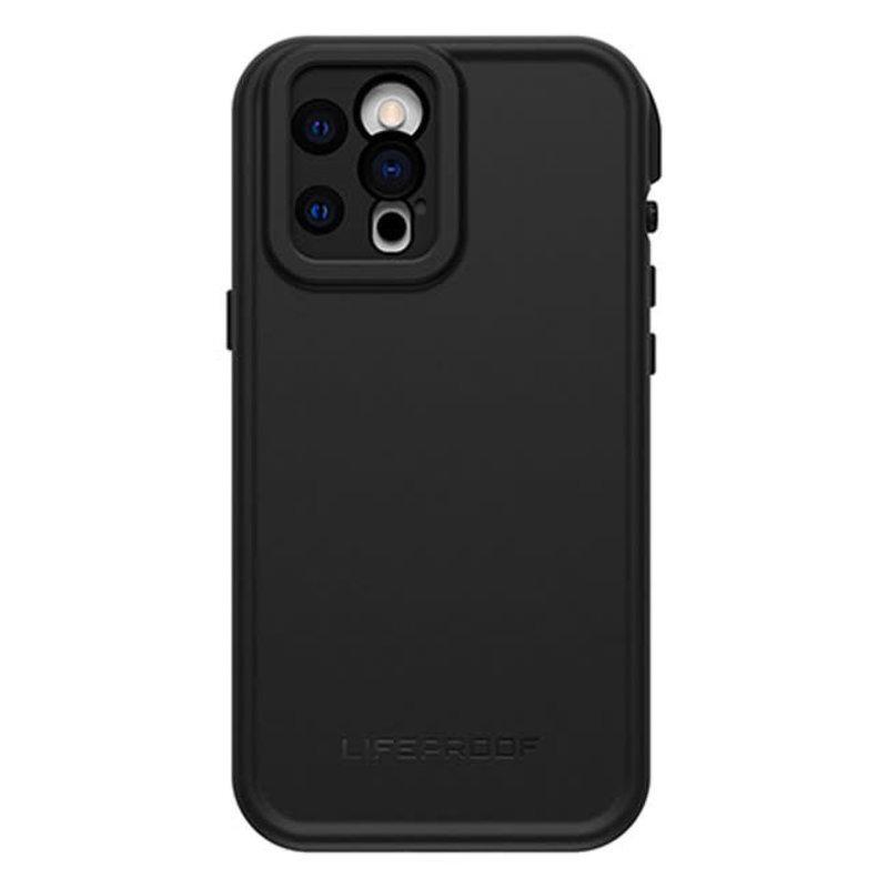 Fre Waterproof Case for iPhone 12 Pro - Black