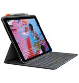 Logitech Slim Folio Ipad Air 3rd Gen case/keyboard