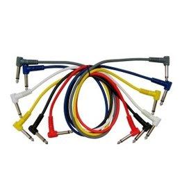 CPML-2 - 2Ft Patch Cables - 6Pk