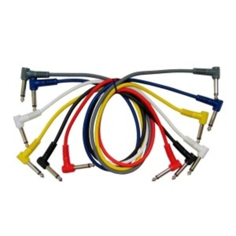 2Ft Patch Cables - 6Pk