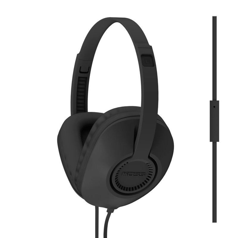 KOSS UR23I Over Ear Headphones w/ inline mic