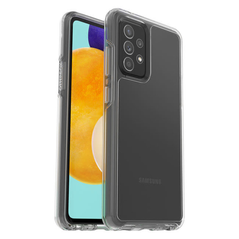 Symmetry Clear Case for  Galaxy A52