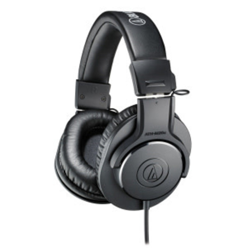 M20 Closed-Back Monitor Headphones Straight Cable