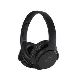 Audio-Technica QuietPoint Wireless Active Noise-Cancelling Headphones