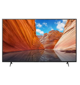 Sony 65-inch 4K BRAVIA X80J Series LED-backlit Smart TV